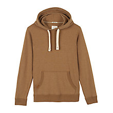 Buy Fat Face Heritage Boyfriend Hoodie, Bronze Online at johnlewis.com