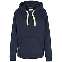 Buy Fat Face Heritage Boyfriend Hoodie, Navy Online at johnlewis.com