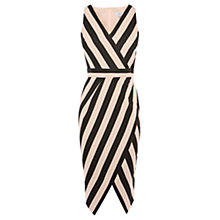 Buy Coast Ishani Stripe Shift Dress, Multi Online at johnlewis.com