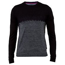Buy Ted Baker Forest Needle Punch Crew Neck Jumper Online at johnlewis.com
