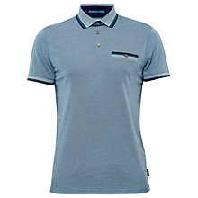 Buy Ted Baker Nimble Polo Shirt Online at johnlewis.com