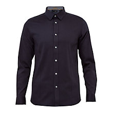 Buy Ted Baker Wiplash Textured Shirt Online at johnlewis.com