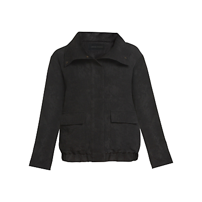 Urban Touch Bomber Jacket, Black