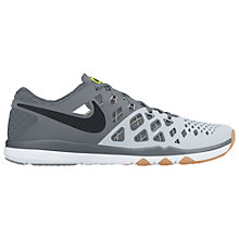 Buy Nike Train Speed 4 Men's Cross Trainers, Pure Platinum/Cool Grey Online at johnlewis.com