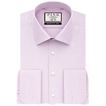 Buy Thomas Pink Oscar Slim Fit XL Sleeve Double Cuff Shirt Online at johnlewis.com
