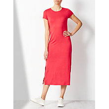 Buy Collection WEEKEND by John Lewis Jersey Short Sleeve Column Dress Online at johnlewis.com