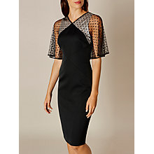 KAREN MILLEN Womens A British brand with a global vision, Karen Millen is the go-to label for a sophisticated everyday wardrobe. From leather biker jackets to investment bags and shoes, Karen Millen delivers a tailored approach to fashion.