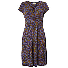 Buy White Stuff Moscow Jersey Dress, Japanese Purple Online at johnlewis.com