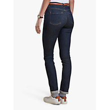 Buy Barbour Essential Slim Jeans, Rinse Online at johnlewis.com