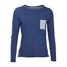 Buy Barbour Hermit Jersey Top Online at johnlewis.com