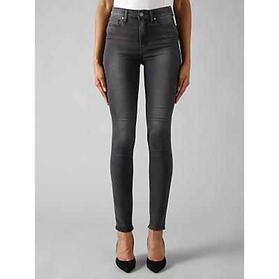Paige Margot Ultra Skinny Jeans, Smoke Grey