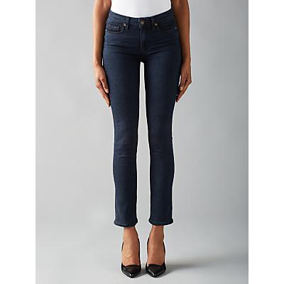 Paige Julia Straight Jeans, Gabriel