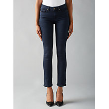 Buy Paige Julia Straight Jeans, Gabriel Online at johnlewis.com