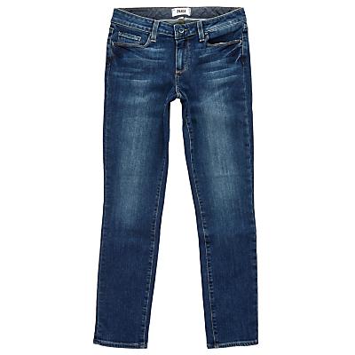 Paige Skyline Skinny Ankle Jeans, Lane