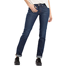 Buy Levi's 712 Mid Rise Slim Jeans, Rewind Online at johnlewis.com