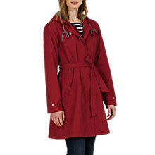 Buy Seasalt RAIN® Collection Drizzledays Waterproof Jacket, Dahlia Online at johnlewis.com