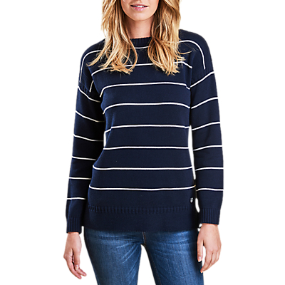 Barbour Barnavle Stripe Jumper