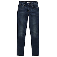 Buy Levi's 721 High Rise Skinny Jeans, West Coast Wonder Online at johnlewis.com
