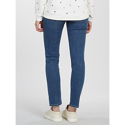 Levi's 712 Mid Rise Slim Jeans, Blue Vista
