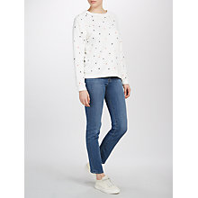 Buy Levi's 712 Mid Rise Slim Jeans, Blue Vista Online at johnlewis.com