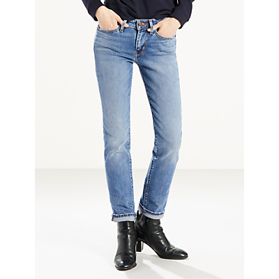 Levi's 712 Mid Rise Slim Jeans, Ryder