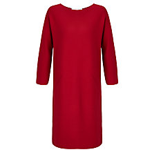 Buy Oui Knitted Dress, Scarlet Sage Online at johnlewis.com