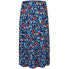 Buy Seasalt Pentire Point Skirt, Abloom Night Online at johnlewis.com