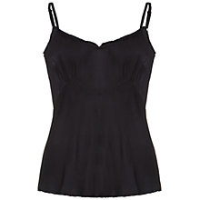 Buy Ghost Desiree Cami, Black Online at johnlewis.com