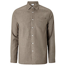 Buy Libertine-Libertine Hill Miracle Flannel Shirt, Stone Online at johnlewis.com