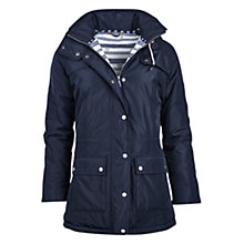 Buy Barbour Hermit Waterproof Jacket Online at johnlewis.com