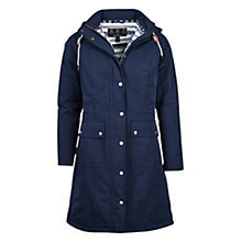 Buy Barbour Pier Waterproof Breathable Jacket, Navy Online at johnlewis.com