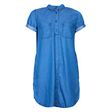 Buy Barbour Fins Dress, Chambray Online at johnlewis.com
