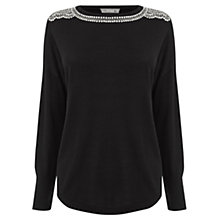 Buy Oasis Leila Knit Jumper Online at johnlewis.com