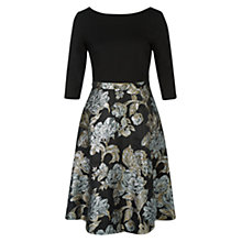 Buy Hobbs Leila Dress, Multi Online at johnlewis.com