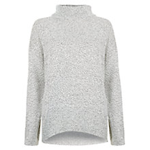 Buy Hobbs Cyndy Jumper, Ivory Online at johnlewis.com