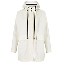 Buy Kin by John Lewis Parka Coat, Light Online at johnlewis.com