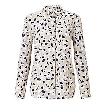 Buy Kin by John Lewis Animal Print Shirt, Multi Online at johnlewis.com