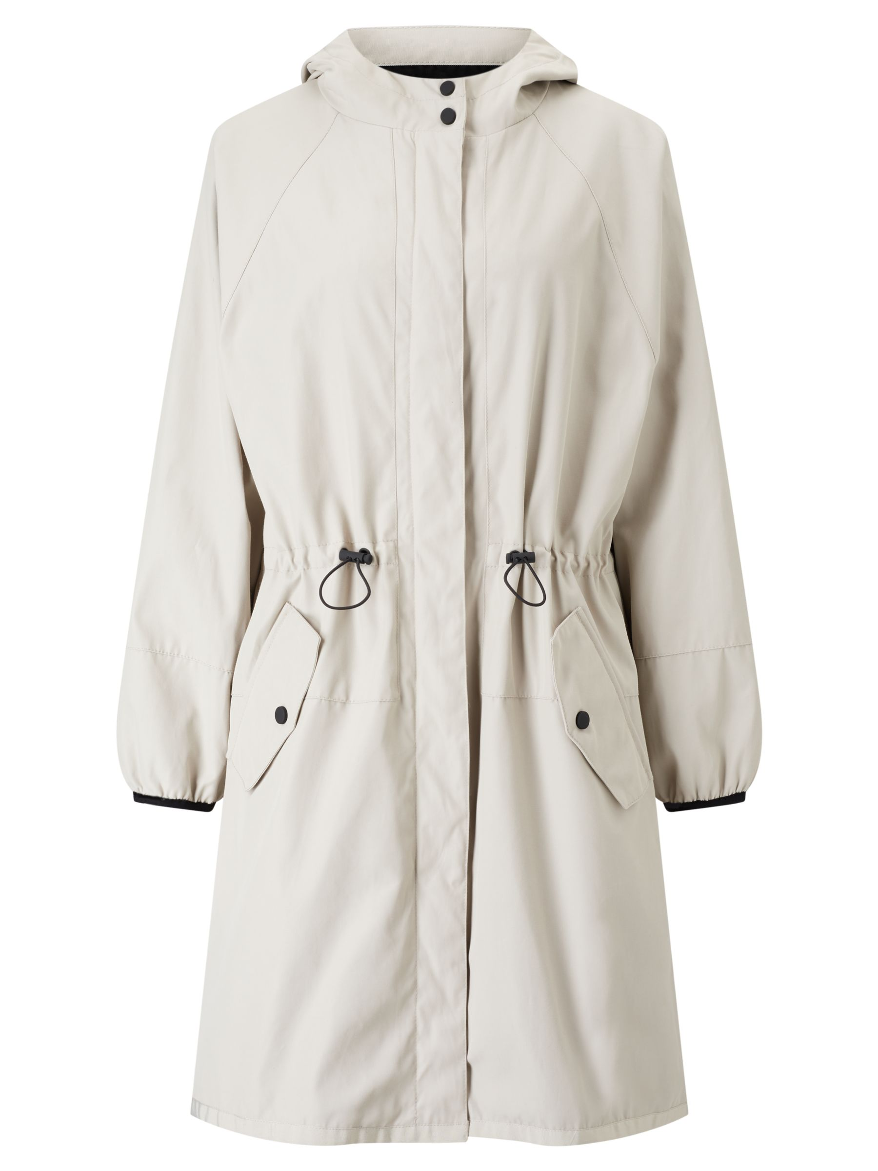 Kin by John Lewis Kin by John Lewis Longline Parka Coat