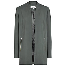 Buy Reiss Joy Jacket, Olive/Grey Online at johnlewis.com