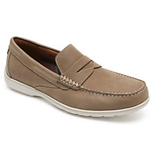 Buy Rockport Total Motion Loafers Online at johnlewis.com