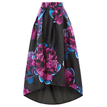 Buy Coast Exeter Jacquard Skirt, Multi Online at johnlewis.com
