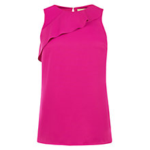 Buy Coast Pegasus Shell Top, Magenta Online at johnlewis.com