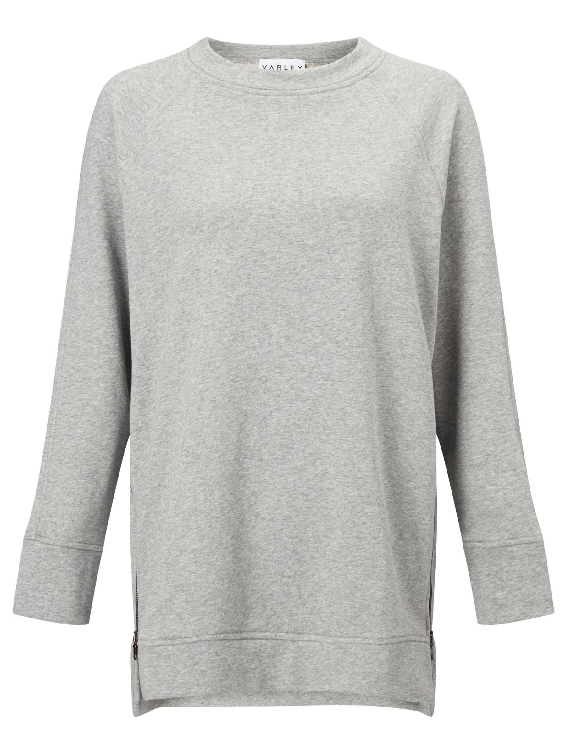 Varley Varley Manning Sweatshirt, Grey