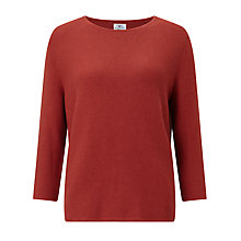 Buy Barbour Heritage Cross Back Jumper Online at johnlewis.com