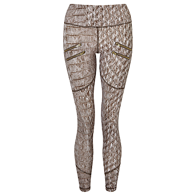 Varley Palms Leggings, Maris Snake