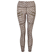 Buy Varley Palms Leggings, Maris Snake Online at johnlewis.com