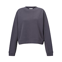 Buy Varley Albata Sweatshirt, Stone Blue Online at johnlewis.com