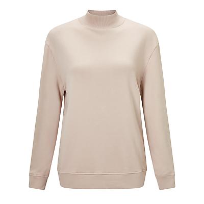 Varley Rochester Sweatshirt, Blush Pink