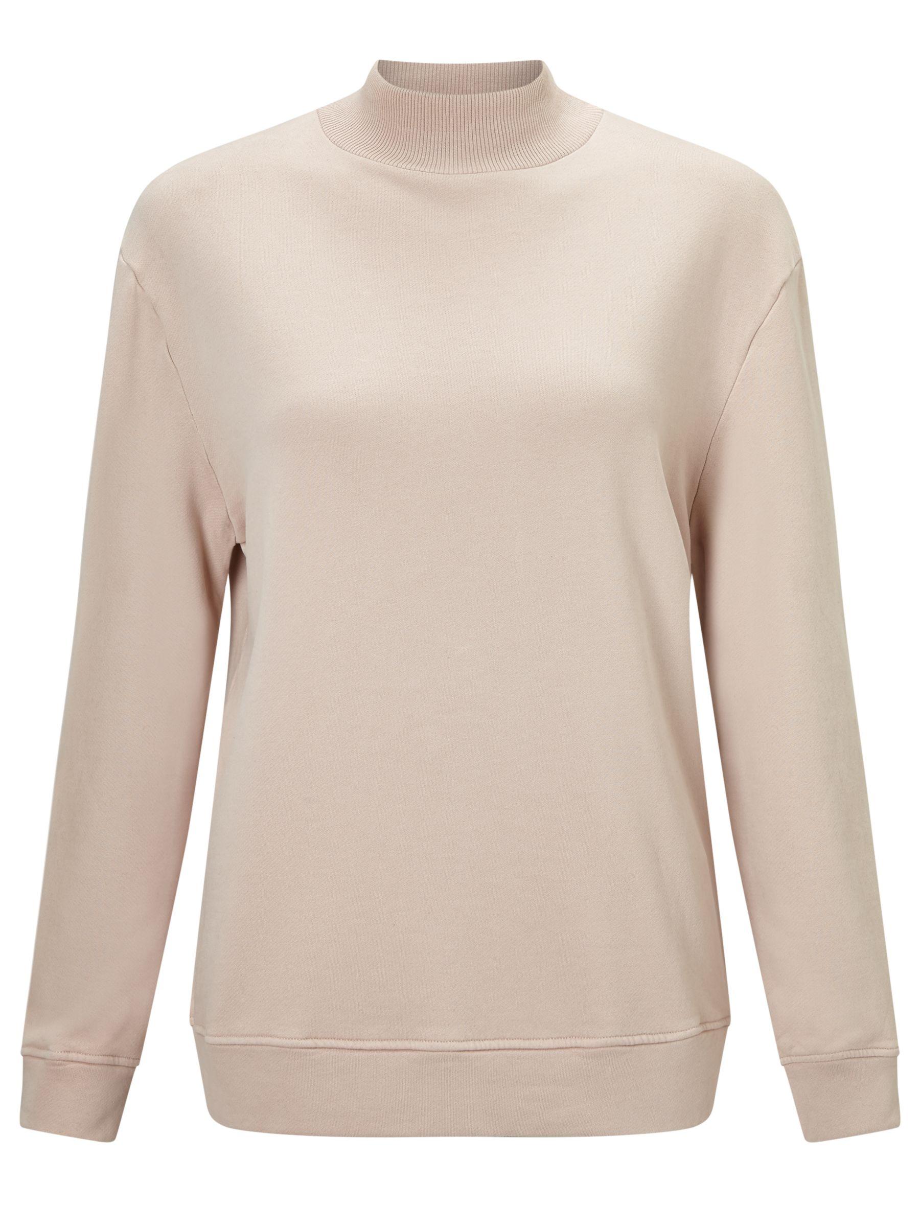 Varley Varley Rochester Sweatshirt, Blush Pink
