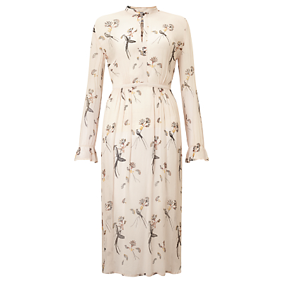 Baum und Pferdgarten Aicha Printed Dress, Blackbirds